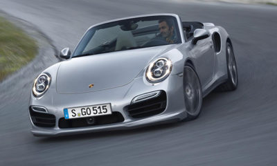 Porsche has lifted the lids on its upcoming 911 Turbo and Turbo S Cabriolets