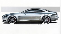 The 2+2 concept will be revealed at the 2013 Frankfurt Motor Show