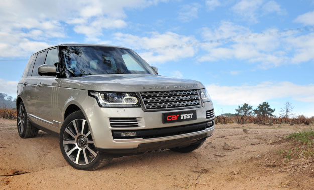 Much like Nasa's robotic rover exploring Mars, the new Range Rover is tasked with exploring new terrain – the luxury segment