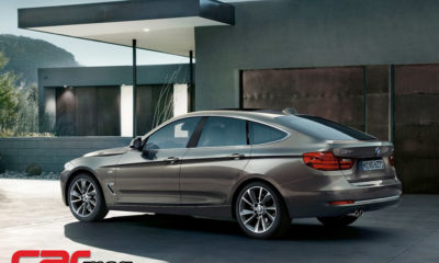 BMW 3-Series Gran Turismo Wallpaper