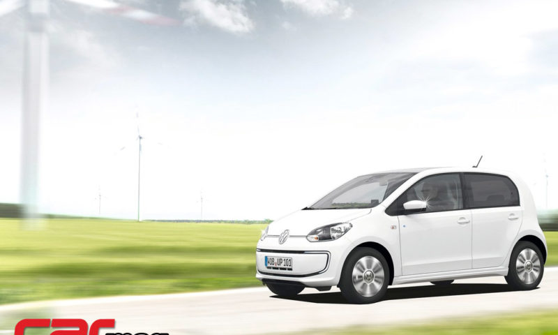 Volkswagen e-up! Wallpaper