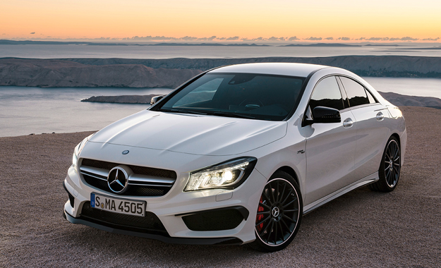 The Cla45 Amg Will Retail For R678 607