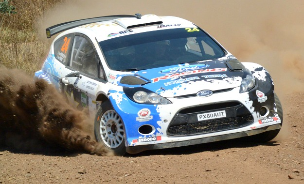 Ford Dealer Team Fiesta.