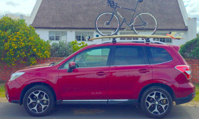 Subaru Forester impression