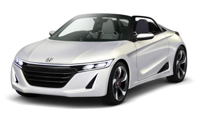 Honda S660 Concept front-three-quarter