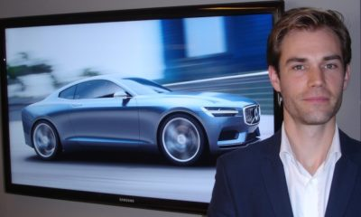 Maximilian on Volvo Concept Coupe