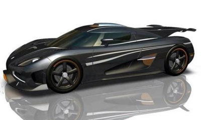 Koenigsegg has released official renderings of its upcoming One:1 hypercar