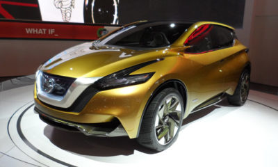Nissan Resonance Concept at JIMS 2013