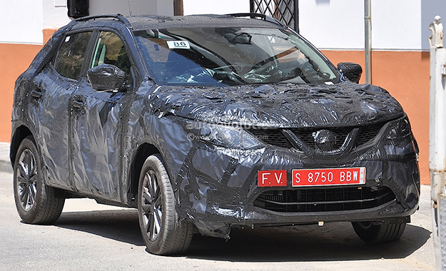 Spyshots of the 2014 Nissan Qashqai have been doing the rounds for some time. Expect a more Murano-like frontal aspect in place of the current vehicle's conservative lines.