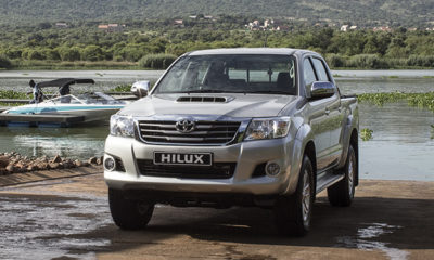 Toyota's Hilux, Fortuner and 86 models receive upgrades for 2014