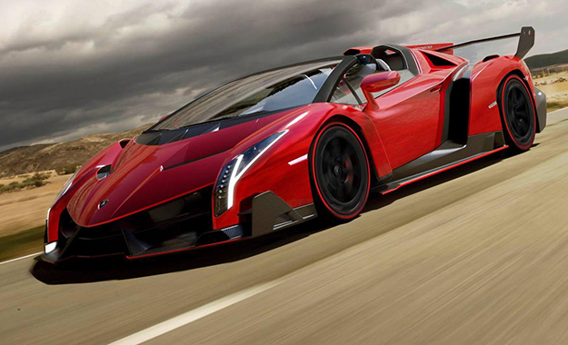 Images of the upcoming Lamborghini Veneno Roadster have leaked onto the web
