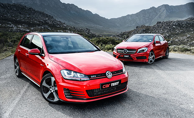 Awesome The Golf GTI Offers The More Complete Ownership Proposition, But The  Competent A250 Is Decidedly ...