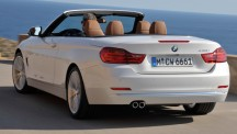 4 Series Cabriolet rear