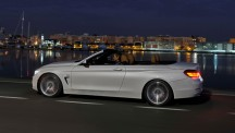 4 Series Cabriolet side