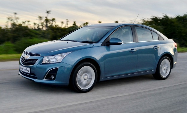 Turbo Chevrolet Cruze Pricing And Specs Car Magazine