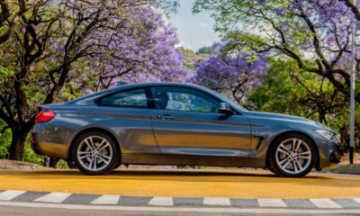 BMW 4 Series profile