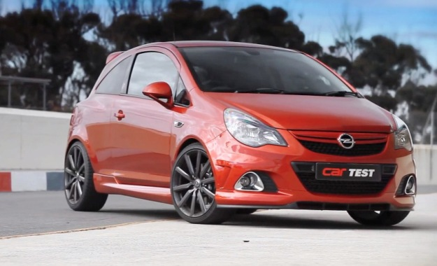track test opel corsa opc nurburgring edition. Black Bedroom Furniture Sets. Home Design Ideas
