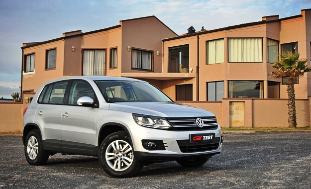 Volkswagen Tiguan 1,4 TSI Trend and Fun BlueMotion
