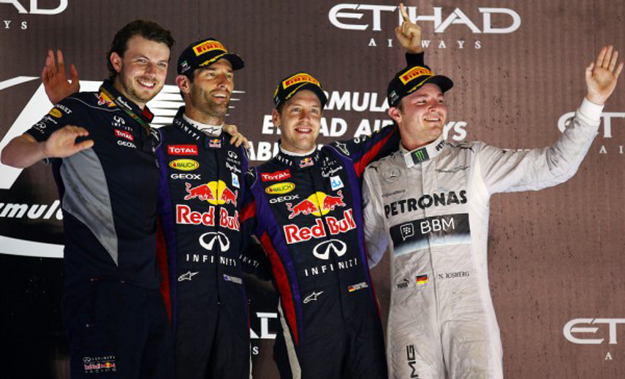 There is no other way to describe the Abu Dhabi Grand Prix than to say it was a master class; a demonstration of just why Sebastian Vettel is a four-time world champion