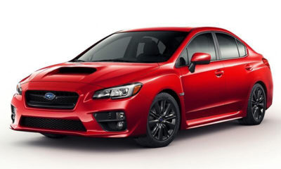 The front end of this leaked image adheres to that of Subaru's teaser pic