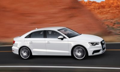 Audi A3 sedan prices announced