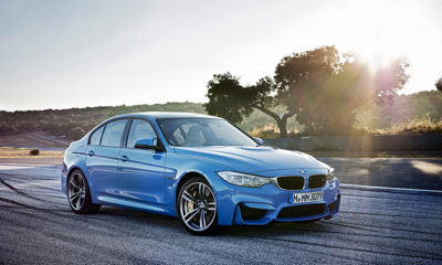 This is the new BMW M3.