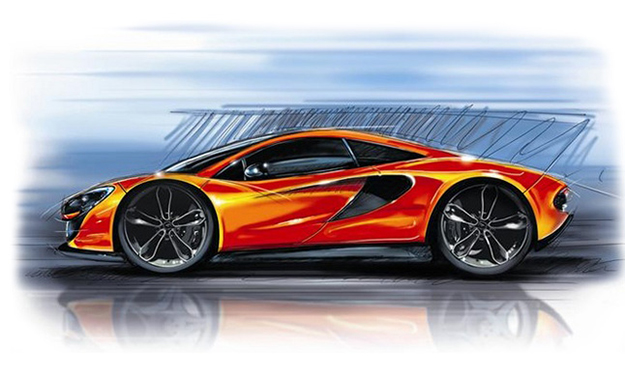 McLaren P13 profile picture