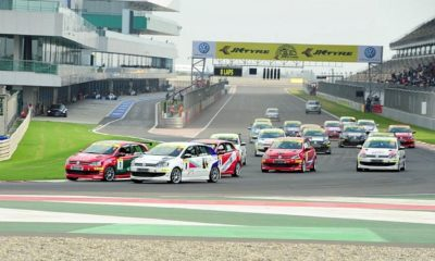 South Africans impress at Volkswagen Polo R Cup India
