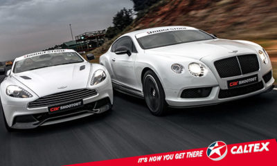 Bentley Continental GT V8 vs Aston Martin Vanquish Volante