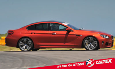 PERFORMANCE SHOOTOUT 2014: Drag race – Audi RS7 vs BMW M6 Gran Coupe.