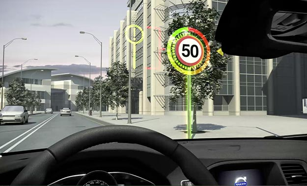 Volvo: Intellisafe Road Sign Info