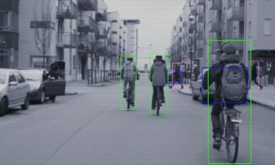Volvo: Intellisafe Cyclist Detection