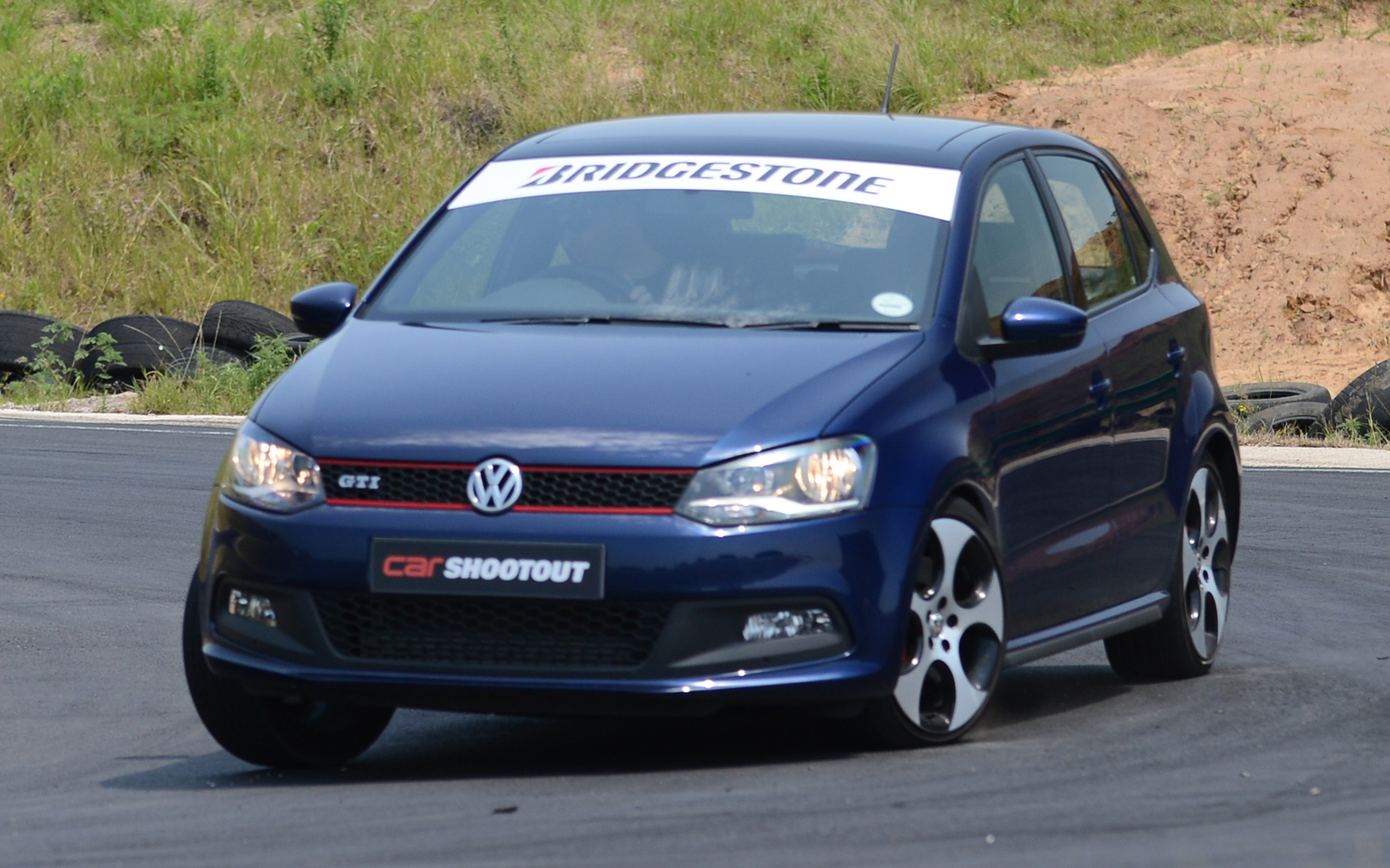 volkswagen polo gti performance shootout 2014. Black Bedroom Furniture Sets. Home Design Ideas