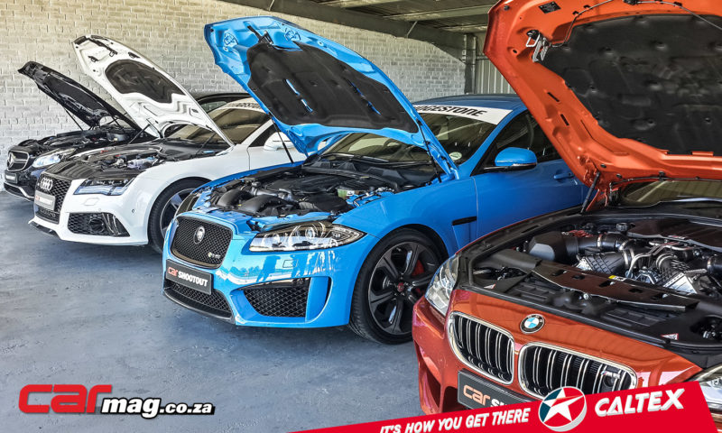 Performance Shootout 2014: Super Saloons