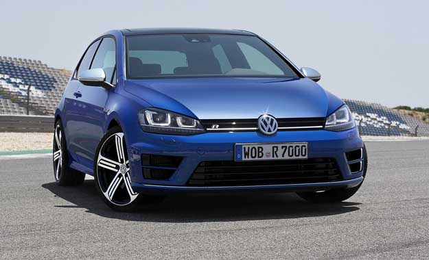 Volkswagen Golf R Pricing