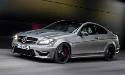 """Mercedes-Benz C63 AMG """"Edition 507"""" front"""