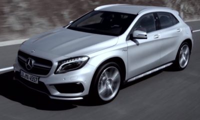 Mercedes-Benz GLA 45 AMG official trailer