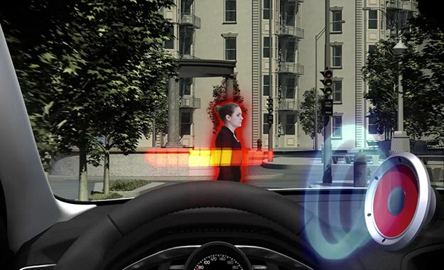 Volvo: Intellisafe Pedestrian Detection