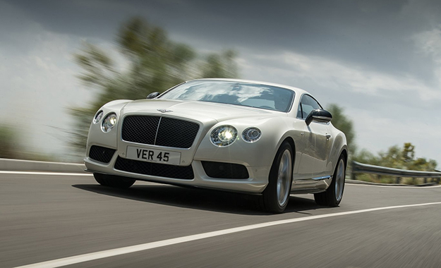 The Bentley Continental GT V8 S adds more power and dynamism to the already excellent V8 range