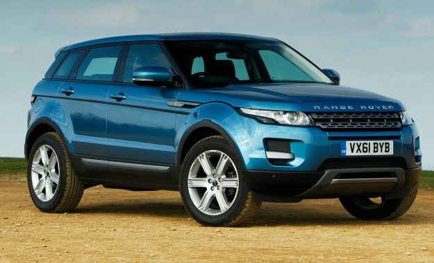 range rover evoque pure updated for 2014. Black Bedroom Furniture Sets. Home Design Ideas
