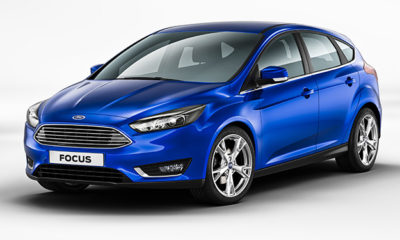 The 2014 Ford Focus will bring with it new engines and an extensive restyle