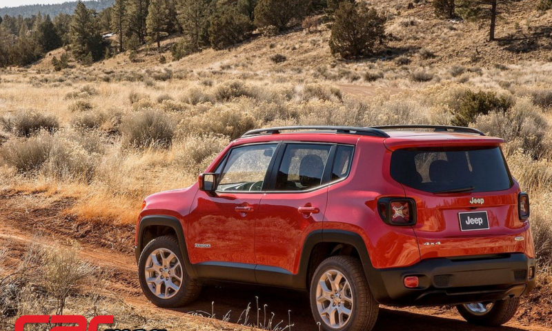 Jeep Renegade Wallpaper