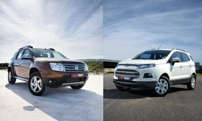 Renault Duster vs. Ford EcoSport