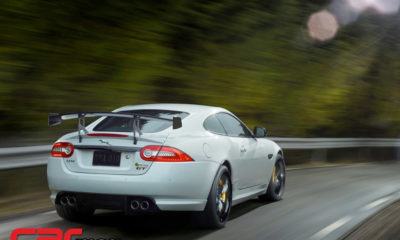 Jaguar XKR-S GT Wallpaper Collection