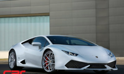Lamborghini Huracan LP610-4 Wallpaper