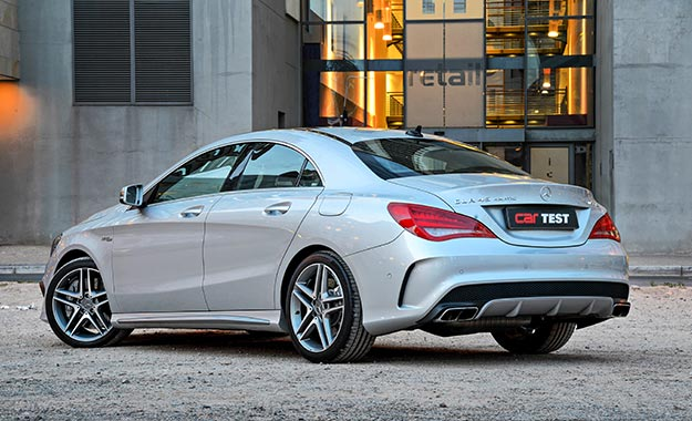 Mercedes benz cla45 amg 4matic for 2014 mercedes benz cla45 amg 4matic