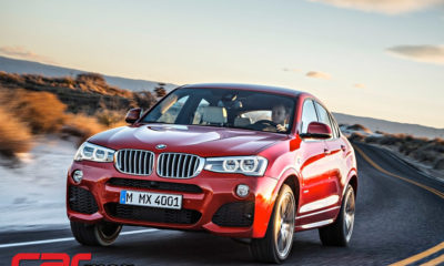 BMW X4 Wallpaper Collection