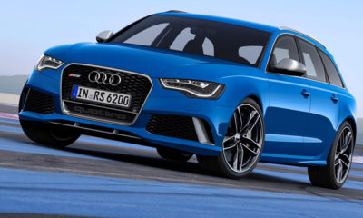 Audi RS6 Avant under review for SA.