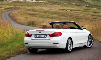 BMW 4 Series Convertible now in SA