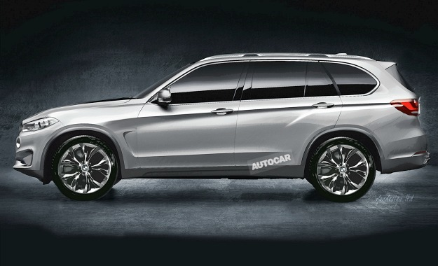 Bmw Announces Plans To Produce Range Topping X7 Suv